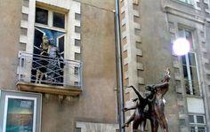 Nantes rue Scribe