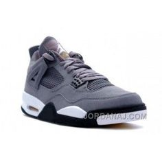on sale 6eca5 b6447 308497-001 Air Jordan 4 Cool Grey Chrome Dark Charcoal Varsity Maize A04001  Jordans 2018