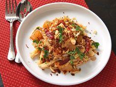 Great recipes  Jicama and Pomelo Salad with Spicy Thai Dressing (Vegan) Recipe by J. Kenji López-Alt | Maypurr