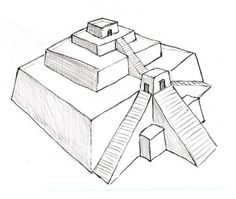 How to Build a Ziggurat for a School Project (with