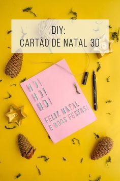 Pra imprimir e fazer em casa: um cartão de natal 3D para dar para as pessoas mais queridas! // Cartão de Natal 3D para entregar para as pessoas mais queridas! // CARTÃO para download de graça :-)! // palavras-chave: pôster, cartaz, download, de graça, papel, decoração, inspiração, cartão, 3d, natalino, barato, presente, fácil, rápido