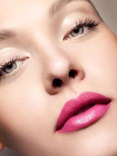 Make-up - Pink lips // Dingue comme un simple rouge à lèvres rose fait le job !