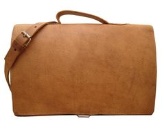 Handmade+real+Leather+Briefcase+Satchel+Messenger++by+Casami2012,+$89.00