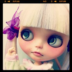 Cute blythe by cocochoo, via Flickr