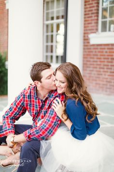 My sorority sister Emma's engagement photos by Hunter Ryan Photo! I want this pose when i get engaged!!