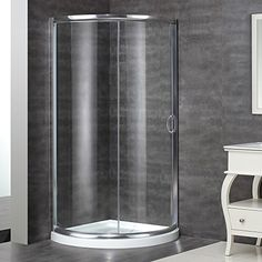 "Aston SD908-III  36"" Round Shower Enclosure with Shower T…"