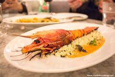 Atlantik Corner (Madrid). La cocina portuguesa no solo es Portugal, es también un poquito de Angola, de Mozambique, de Brasil, de Sri Lanka, incluso de Japón. ¿No te gusta la cocina fusión?