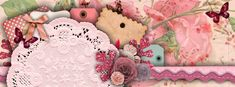 Sweetly Scrapped: Pink Shabby Facebook Timeline Cover