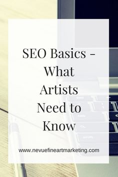 SEO Basics will help you to optimize your blog, so you will have a better chance of ranking higher in search results. Increase the chance of being noticed.