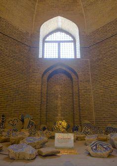 The Blue Mosque, Tabriz, Iran | © Eric Lafforgue www.ericlafforgue.com