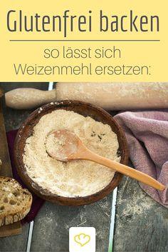 Egal, ob du an Zöliakie oder einer Glutenunverträglichkeit leidest oder einfach generell weniger Gluten zu dir nehmen möchtest, auf leckeren Kuchen, frisches Brot oder Kekse musst du dennoch nicht verzichten. Erfahre hier, wie sich herkömmliches Mehl leicht ersetzen lässt.