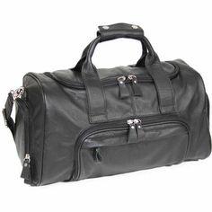 Royce Leather Sports Duffel Travel Bag in Genuine Leather - Walmart.com 5e986991e130d