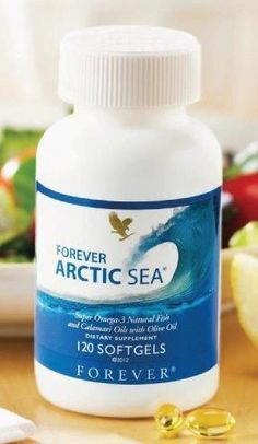 Omega-3 Fish Oil This is a must read if you want to know why so many people are taking forever artic sea!