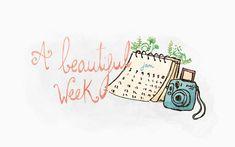 A Beautiful Week (Março) - infinito mais um