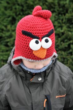 In this pattern you will find crochet applications necessary for making Angry Bird hat. The hat itself can be crocheted or knitted. You will find a hat basis pattern here. ALL LILLELIIS DESIGNS ARE ORIGINAL. I PUT A LOT OF EFFORT IN CREATING THEM, WRITING PATTERNS, TAKING PHOTOS AND OFFERING FRIENDLY CUSTOMER SERVICE. PLEASE SHOW …