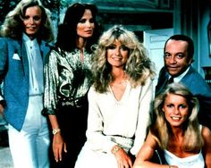 Charlie's Angels Original Cast Members | the cast of charlie s angels circa 1979 80 left