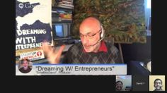 """in Dreaming with entrepreneurs by David F. Leopold (SmallBizDavid) a small biz marketing expert with an experience of 40 years and an awesome educator of small businesses to small business owners and entrepreneurs.  """"Dreaming With Entrepreneurs""""--AVISH HAKANI http://www.youtube.com/watch?v=T1J1o-x2wMI"""