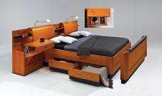 Многофункциональная кровать.