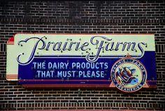 Prairie Farms Dairy ~ Carlinville, IL