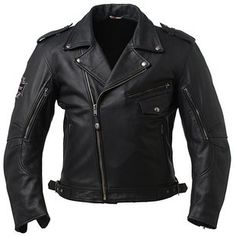 Leather Jacket-01