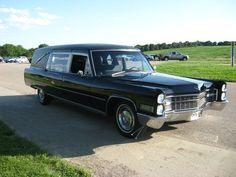 1966 Cadillac Hearse M&M