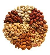 soaking times for nuts and seeds.