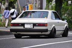 トヨタ TA45 カリーナ クーペ // お台場と相模湖 Toyota TA45 Carina Coupe // at Odaiba and Sagamiko