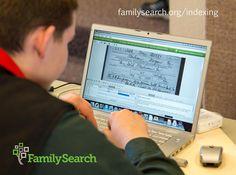 Ajude você também a #AcelerarAPesquisa sendo um voluntário ativo na indexação do FamilySearch, e desfrute das bençãos prometidas se unindo a este formidável grupo!  http://FamilySearch.org/indexing #familysearch #indexacao