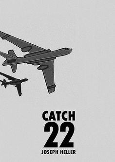 Catch-22: the book that makes the absurdity of war evident to everyone who reads it. :)