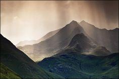 Forcan Ridge & The Saddle - Scotland