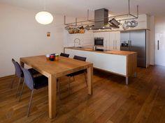 Kitchen Table for Small Apartment Minimalist Interior