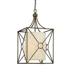 Final pendants we chose. Much larger than expected--but really a beautiful statement over 2nd island. Troy Lighting F301 Maidstone Large Pendant, Bronze Leaf