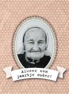 ... | Happy Birthday, Vintage Birthday Cards and Vintage Happy Birthdays: www.pinterest.com/bdekuyssche/verjaardag-wensen