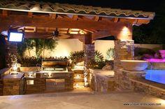 Afbeeldingsresultaat voor outdoor kitchen bbq