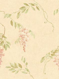 DecoratorsBest - Detail1 - YO GN2451 - WISTERIA - GN2451 - Wallpaper - DecoratorsBest