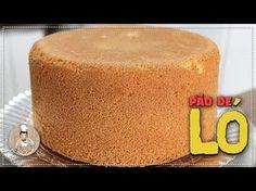 Ingredientes:  245g de trigou ou 2 xícaras(xicara = 240ml) - sem fermento  245g de açúcar ou 1 e 1/2 xícaras(xícara = 240ml)  8 ovos