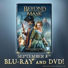 Classical Conversations' families helped set world records with Beyond the Mask in theaters! Have you heard the good news? You can bring Beyond The Mask home beginning September Faith Based Movies, Beyond The Mask, Coming To Theaters, Global Conflict, September 8, Christian Movies, World Records, Great Movies, Movies Showing