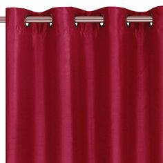Shop LJ Home Fashions  Silkana Grommet Curtain Panel (Set of 2) at Lowe's Canada. Find our selection of curtains & drapes at the lowest price guaranteed with price match + 10% off.