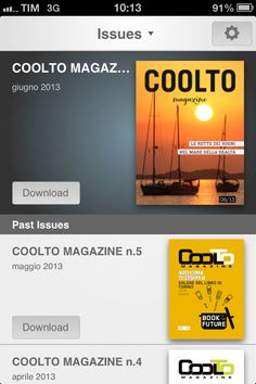CoolTo Magazine download for iPhone