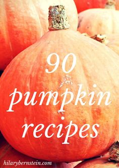 This fall, enjoy some pumpkin goodness with these 90 pumpkin recipes! Thanksgiving Recipes, Fall Recipes, Real Food Recipes, Great Recipes, Favorite Recipes, Yummy Food, Yummy Recipes, Pumpkin Fudge, Pumpkin Spice