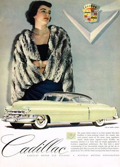 Vintage Advertisements, Vintage Ads, Vintage Glamour, Cadillac, Chevrolet Trucks, 1957 Chevrolet, Chevrolet Impala, Ford F Series, Car Posters