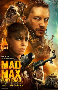 madmax fury road poster - Google 検索