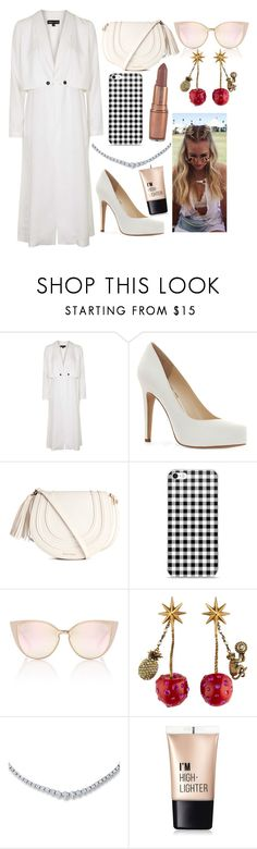 """""""Sin título #4330"""" by onedirection-h1n1l2z1 on Polyvore featuring Belleza, Topshop, Jessica Simpson, Gucci y Charlotte Russe"""