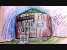 How to Build a Grain Bin Silo House