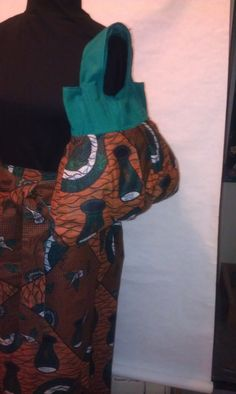 AfroCentric Ensemble The Queen by Fussiepanda on Etsy, $65.00