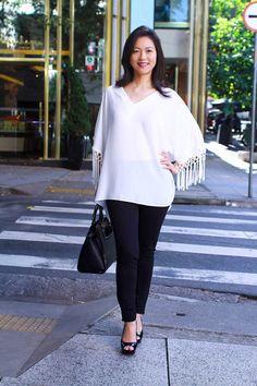 Moda mulher 50+: túnica ou bata - Viva 50 por Maria Celia e Virginia Pinheiro