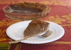 Pecan Pie/Tart: Filling: 10 Medjool dates, pitted (or enough dates to ...