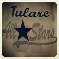 Made this one for Tulare all stars. GO TULARE!!!!!!!