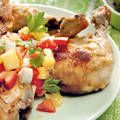 These tender and moist chicken pieces are infused with the fruity, tart-sweet taste of guyabano.