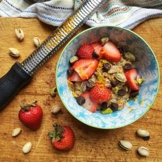 Quinoa Breakfast wit